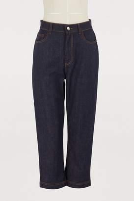 Fendi Boyfriend jeans
