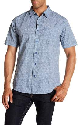 Imperial Motion Scroll Short Sleeve Woven Shirt