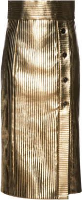 Ralph & Russo Opened Button Skirt