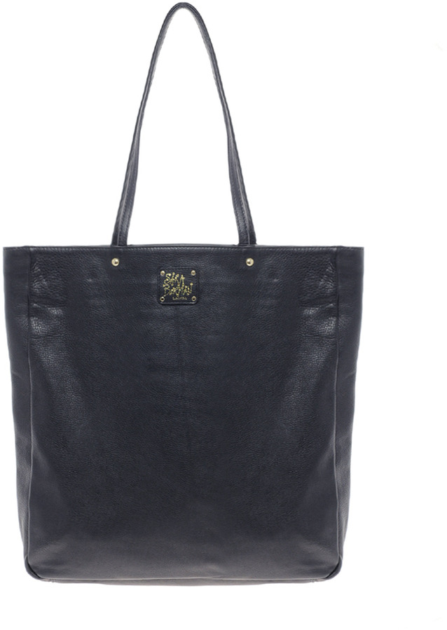 Sara Berman Leather Remi Tote Bag