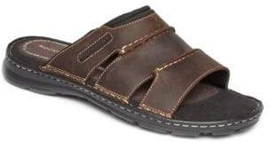 Rockport Darwyn Leather Slides