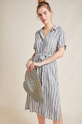 cb2c7782406 Cloth   Stone July Striped Shirtdress