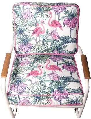 Soundslike HOME Sounds Like Home Canape Lounge Chair Hibiscus Flamingo