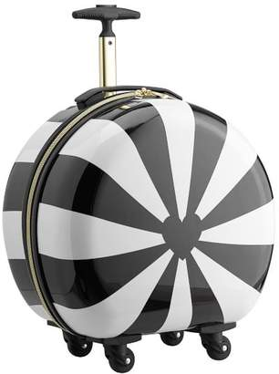 Pottery Barn Teen The Emily & Meritt Round Carry-On, Pinwheel Stripe