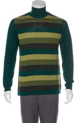 Dolce & Gabbana Wool-Blend Striped Sweater