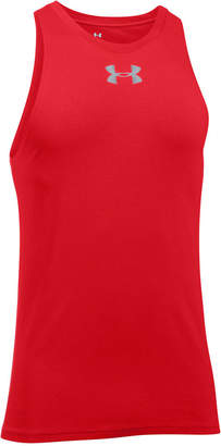 Under Armour Men's Baseline Charged Cotton Tank Top