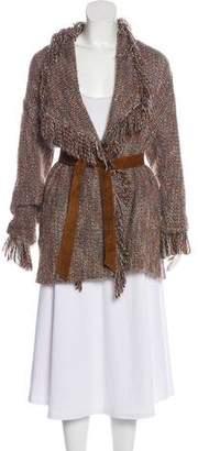 Intermix Long Sleeve Knit cardigan