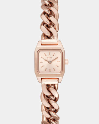 DKNY Beekman Rose Gold-Tone Analogue Watch