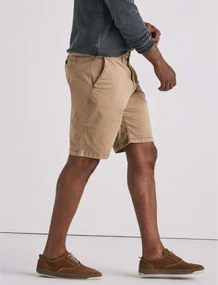 Lucky Brand Stretch Sateen Flat Front Short
