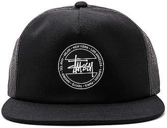 Stussy Dot Trucker Hat