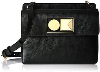 Orla Kiely Textured Leather Robin Bag