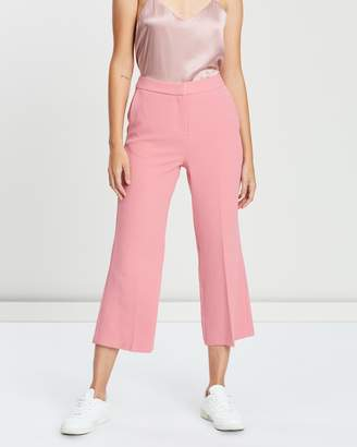 Topshop Kick Flare Trousers
