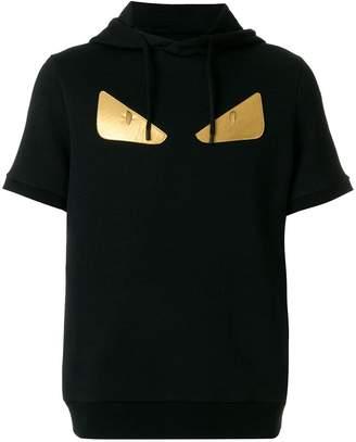 Fendi Bag Bugs short sleeve hoodie