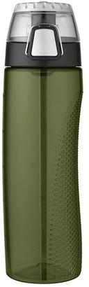 Thermos 710ml Single Wall BPA Free Eastman Tritan Hydration Bottle Olive Green