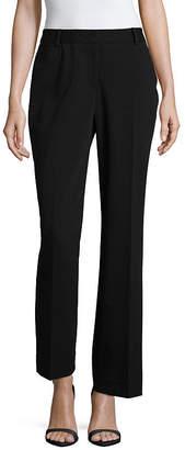 Liz Claiborne Curvy Fit Elizabeth Secretly Slender Bootcut Trousers