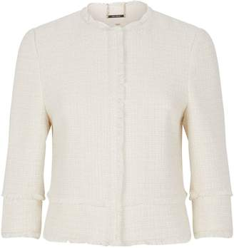 Ted Baker Xeniaa Cropped Boucle Jacket
