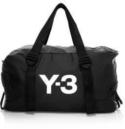 Y-3 Bungee Woven Nylon Gym Bag