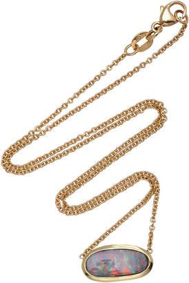 Kimberly McDonald 18K Gold Boulder Opal Necklace