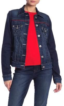 True Religion Trucker Jacket