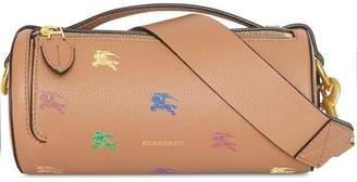 Burberry The EKD Leather Barrel Bag