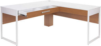 Corner Office Agile L Shaped Desk