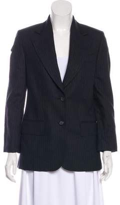 Gucci Wool Striped Blazer