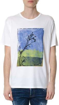 Acne Studios White Cotton Basic T-shirt