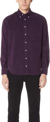 Gitman Brothers Corduroy Shirt