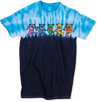 Ripple Junction Grateful Dead Bears Men Graphic T-Shirt