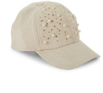 Collection 18 Embellished Baseball Cap