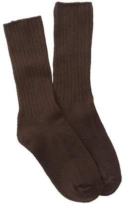 Hue Ribbed Smart Temp Socks