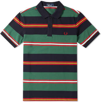 f06ffe8c9b Fred Perry Authentic Contrast Stripe Polo