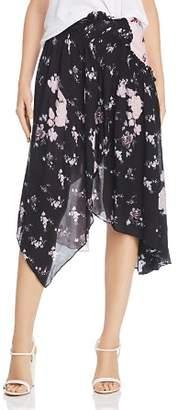 Preen Line Sumin Asymmetric Midi Skirt