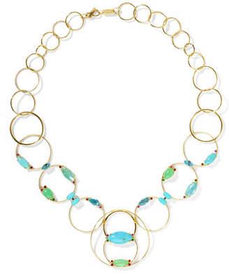 Ippolita Prisma 18-karat Gold Multi-stone Necklace