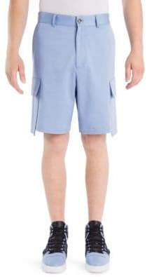 Versace Cotton Cargo Shorts