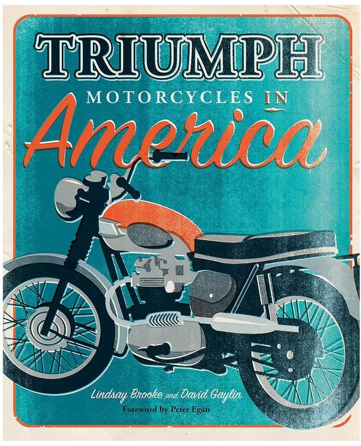 Quarto Publishing Triumph Motrcycles in America