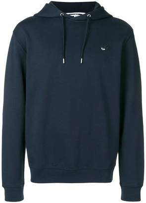 McQ swallow logo hoodie