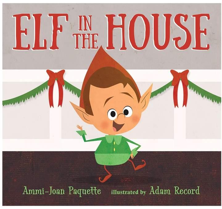 Penguin Books Elf in the House
