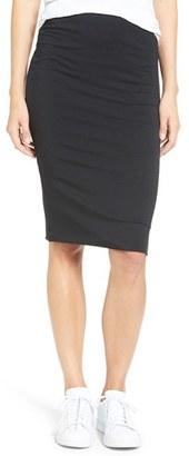 Women's Amour Vert 'Yuma' Stretch Knit Skirt $78 thestylecure.com