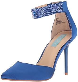 Betsey Johnson Blue by Women's SB-Kali Pump