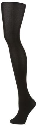Black 120 denier opaque tights