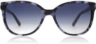 DKNY DY4129 Sunglasses Pearl Navy Tortoise 37444L 57mm