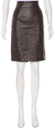 Philosophy di Alberta Ferretti Casual Knee-Length Skirt