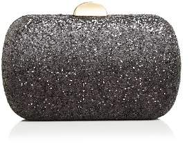 Sondra Roberts Ombre Medium Glitter Box Clutch
