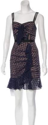 Self-Portrait Sleeveless Mini Dress w/ Tags