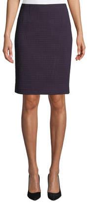 Nanette Lepore Magic Carpet Knit Pencil Skirt