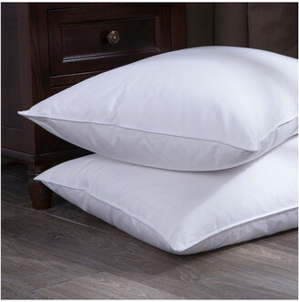 Puredown Goose Down & Feather Bed Pillow