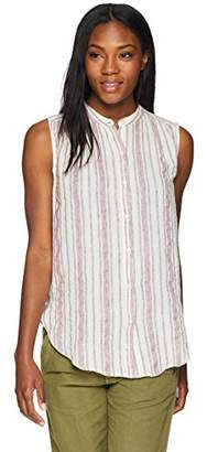 Lucky Brand Women's Stripe Tunic TOP