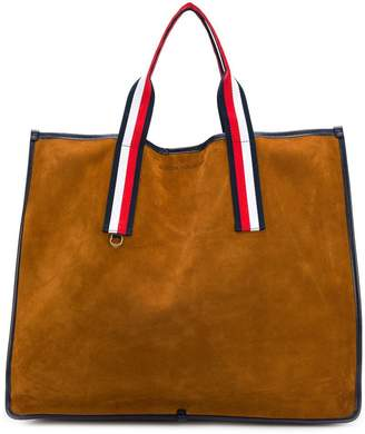 Tommy Hilfiger (トミー ヒルフィガー) - Tommy Hilfiger striped handle tote