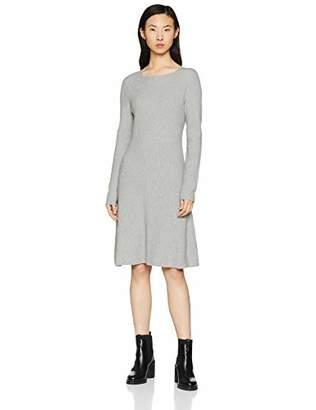 BOSS Women's Iesibedda Dress, (Silver 045), X-Small